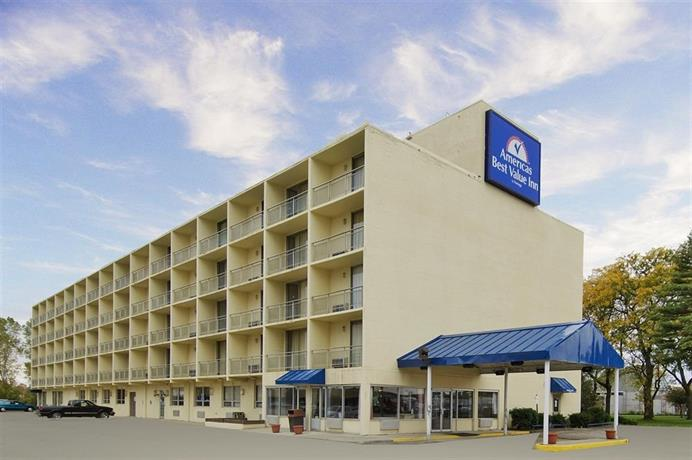 Americas Best Value Inn - Cleveland Airport