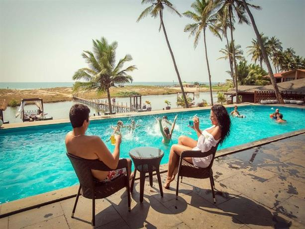 Mandrem Beach Resort Goa India