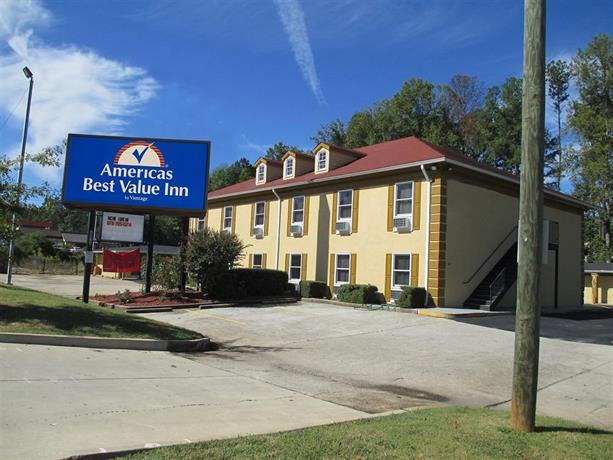 Americas Best Value Inn - Stone Mountain Atlanta East