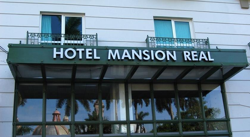 Mansion Real Tampico Hotel