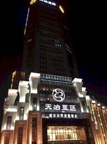 Top Elites City Resort Spa