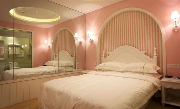 Nanjing zhiminzhuang theme hotel comparer les offres for Comparer les hotels