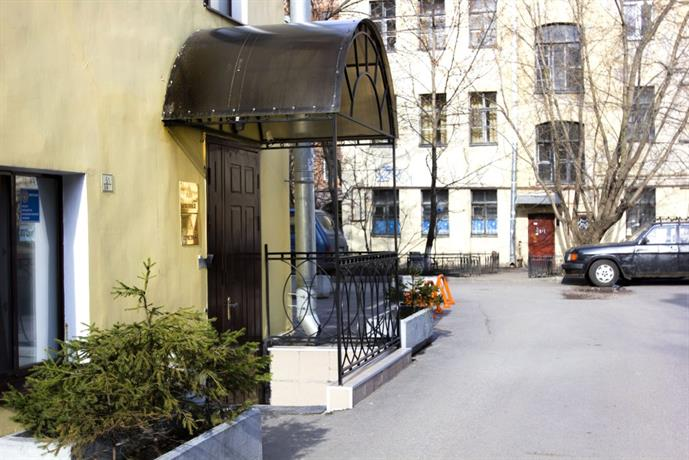 Prestige Hotel Vasilievsky