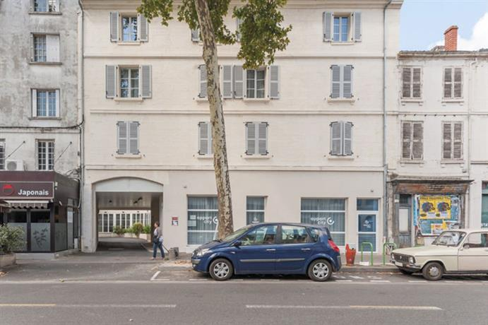 Appart 39 city niort hotels niort for Hotels niort