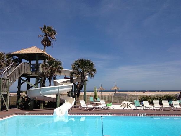 About Saint Augustine Beachfront Resort