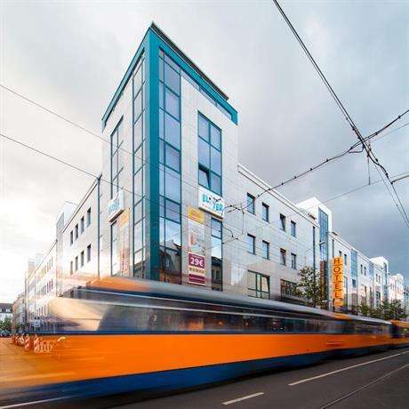 Mcdreams hotel leipzig compare deals for Designhotel leipzig