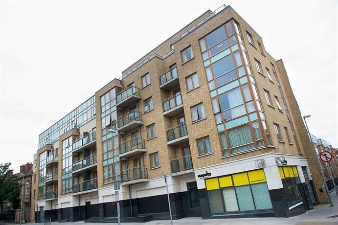 Staycity Aparthotels Saint Augustine Street
