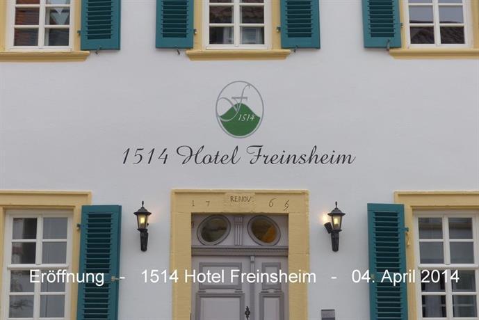 Boutique Hotel Freinsheim Freinsheim