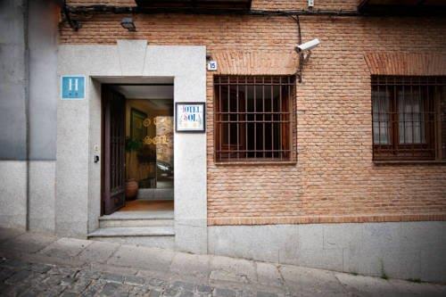 Sol Hotel Toledo
