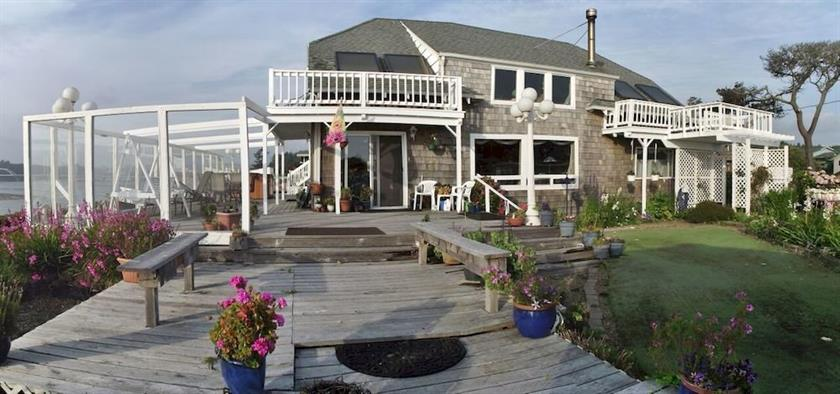 Cliff House Bed Breakfast Waldport Or