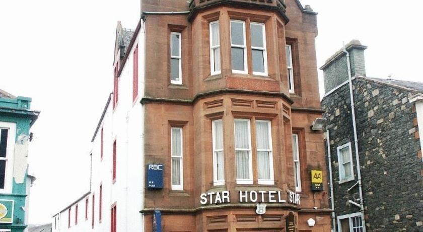 The Famous Star Hotel Moffat Scotland