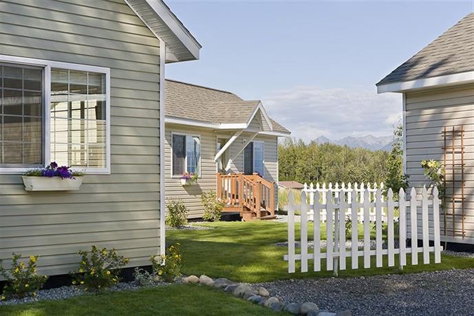 Alaska Garden Gate B B And Cottages Gateway Compare Deals