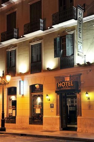 Atarazanas Malaga Boutique Hotel Отель Атаразанас Малага Бутик