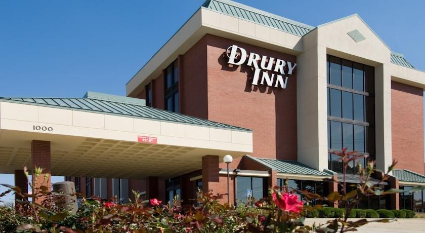 Drury Inn & Suites Columbia Stadium Boulevard
