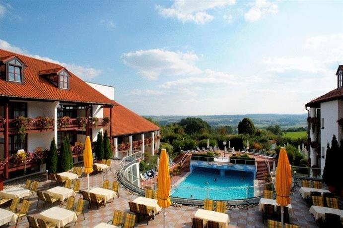Bad Griesbach Quellness Golf Resort Hotel Furstenhof