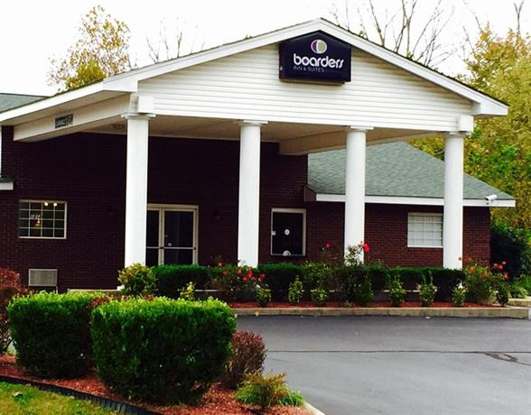 Boarders Inn & Suites Ashland City