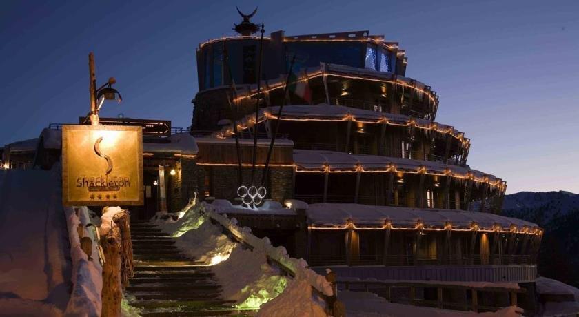 Shackleton Mountain Resort