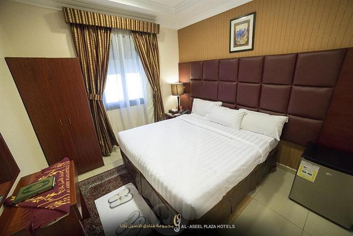 al aseel ajyad hotel la mecque comparez les offres. Black Bedroom Furniture Sets. Home Design Ideas