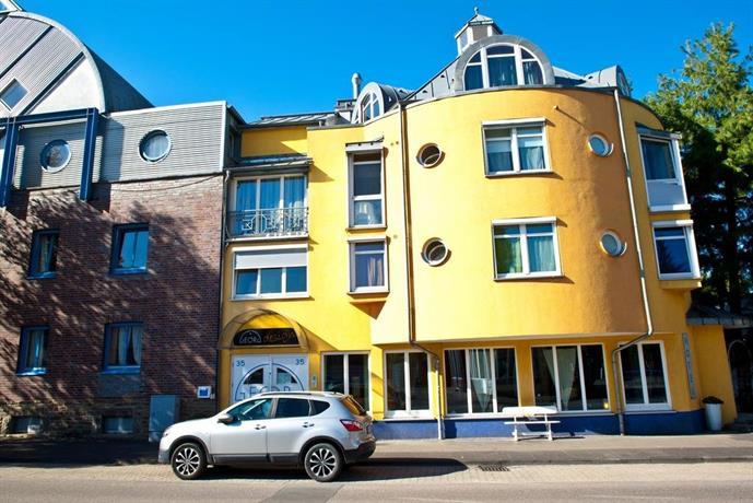 Georg hotel design hotel im carree und g stehaus witten for Design hotel deutschland angebote