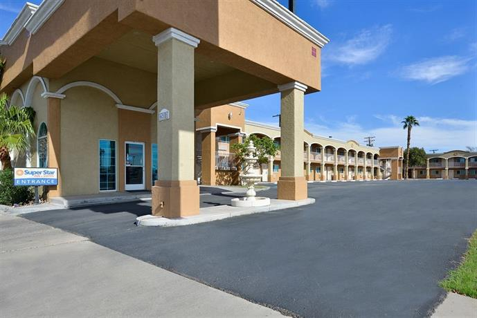 Super Star Inn & Suites El Centro