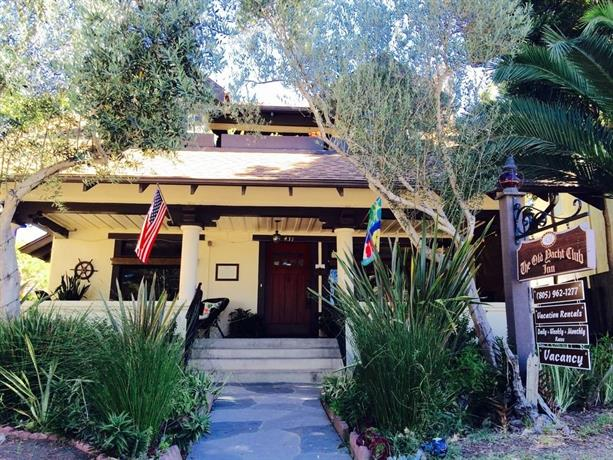 Old Yacht Club Inn Santa Barbara