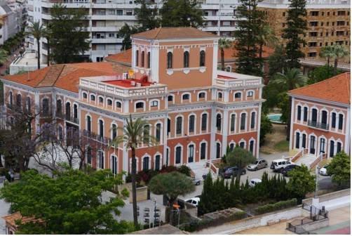 Hotel Sercotel Familia Conde