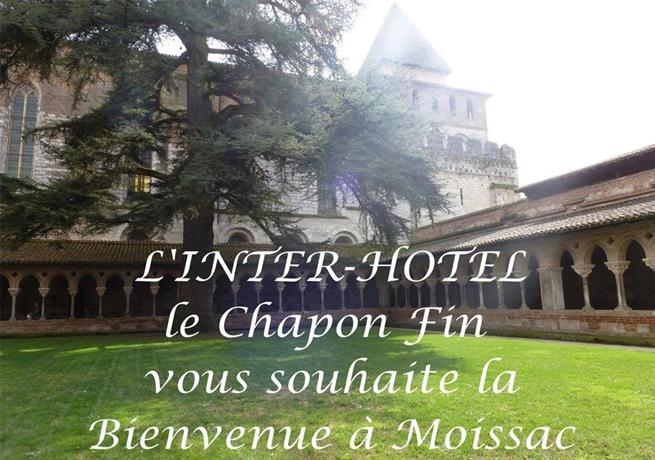 Le Chapon Fin Hotel Moissac