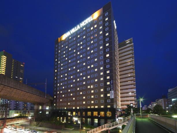 APA Villa Hotel Sendaieki Itsutsubashi