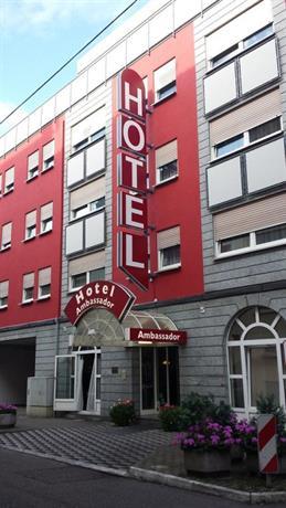 Hotel Ambassador Karlsruhe