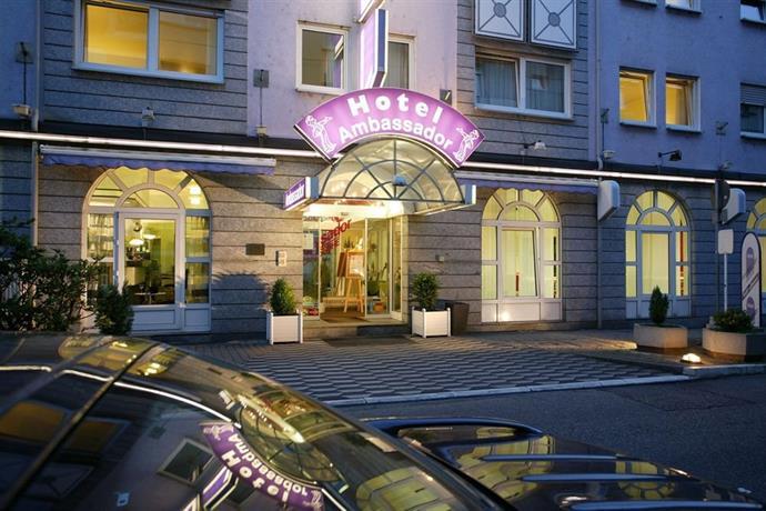 Ambassador Hotel Karlsruhe