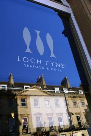 Loch Fyne Hotel and Restaurant Bath