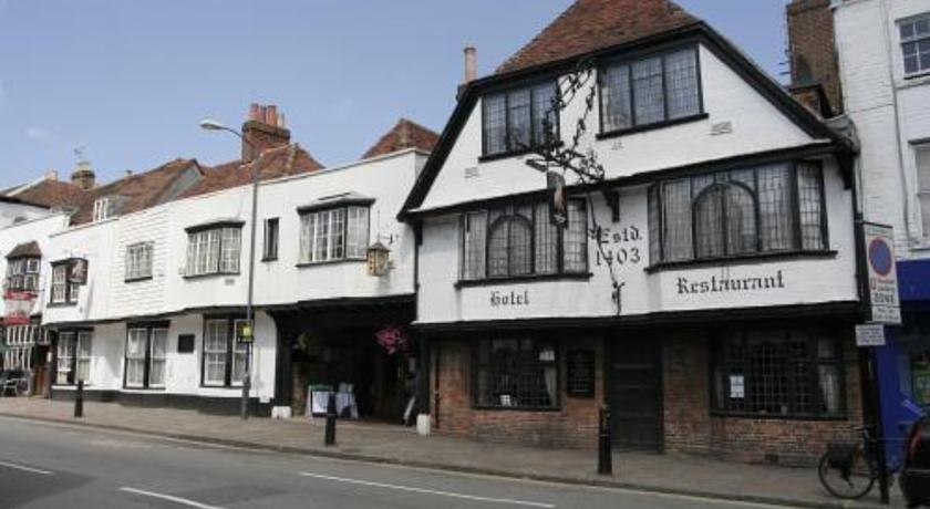 The Falstaff in Canterbury