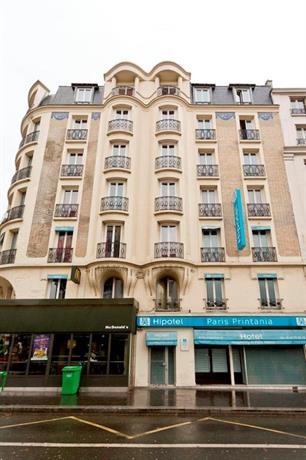 Hipotel Paris Printania Maraichers - Compare Deals