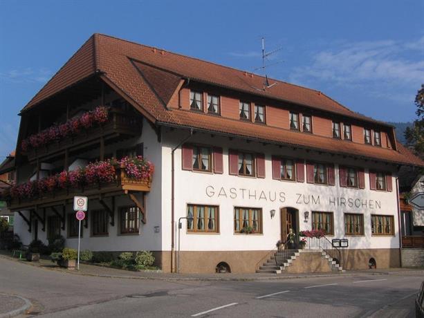 Gasthaus zum Hirschen Furtwangen im Schwarzwald