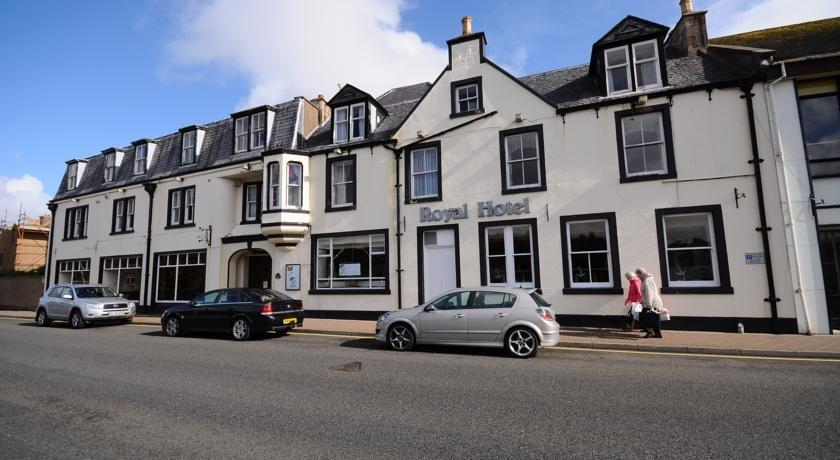 Royal Hotel Stornoway Compare Deals
