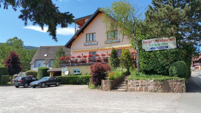 Hotel Restaurant L Arbre Vert Wintzfelden