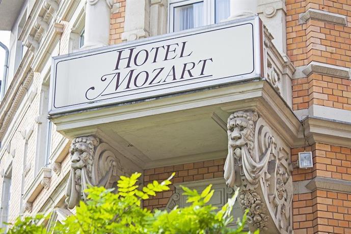 Hotel Mozart Bonn