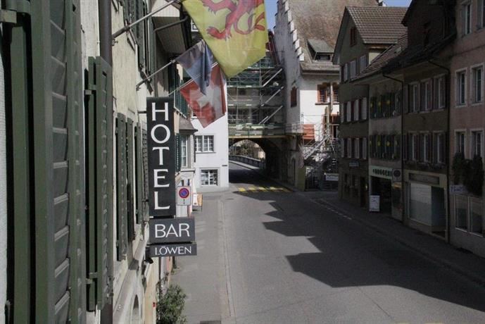 Hotel Lowen Mellingen