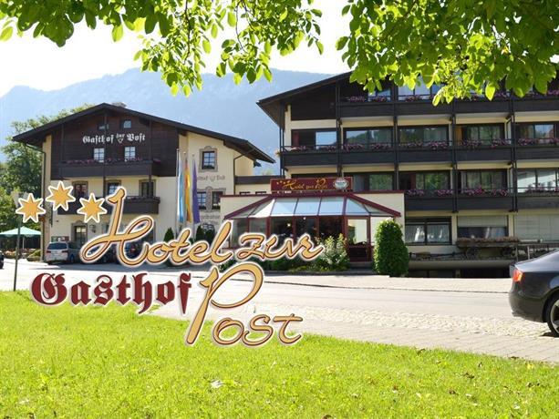 Hotel Zur Post Kiefersfelden
