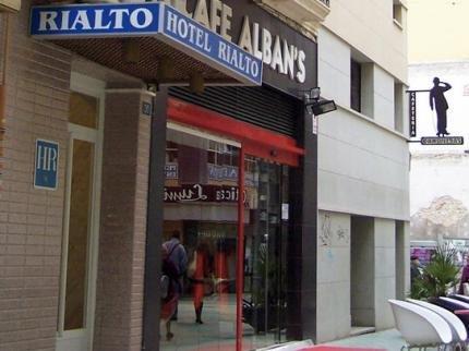 Rialto Hotel Alicante
