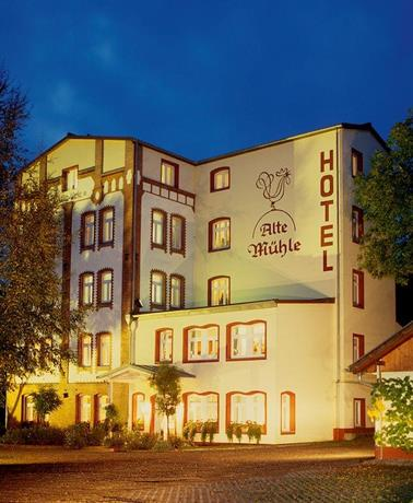 Hotel Alte Muhle Rodental