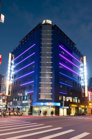 Green World Station Hotel Taipei City Compare Deals