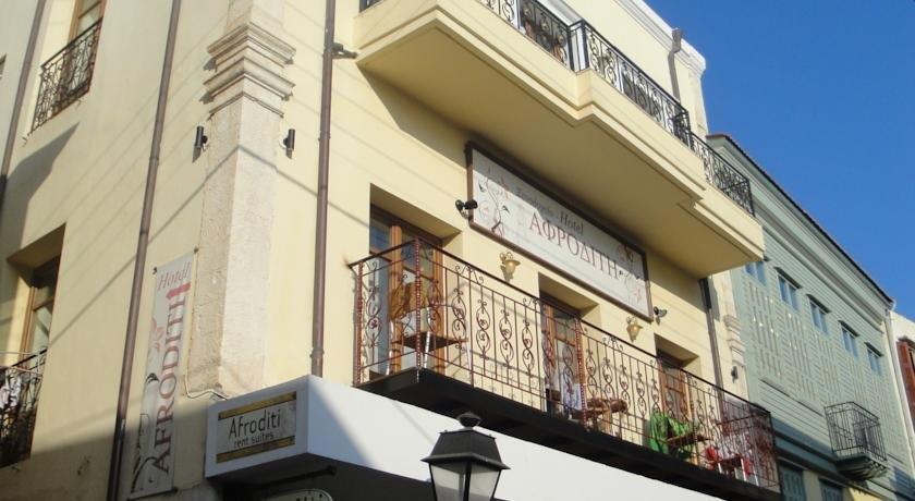 Afroditi Hotel Rethymno