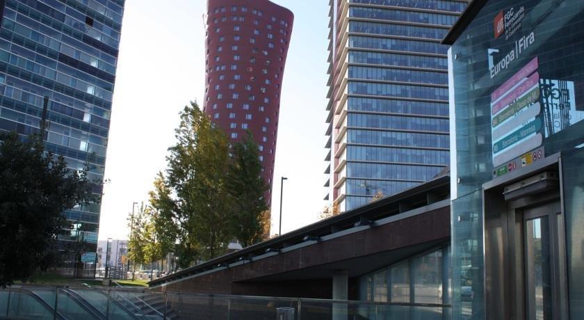 Fira Barcelona Apartments