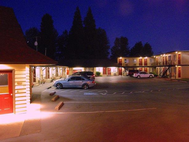Budget Lodge Eugene - Airport