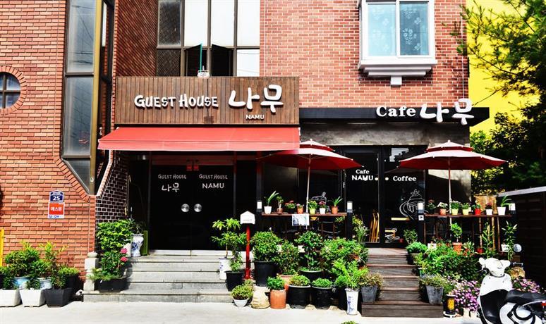 Gyeongju Namu Guesthouse