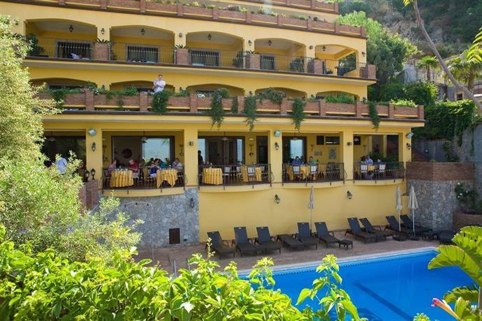 Hotel Villa Angela Taormina