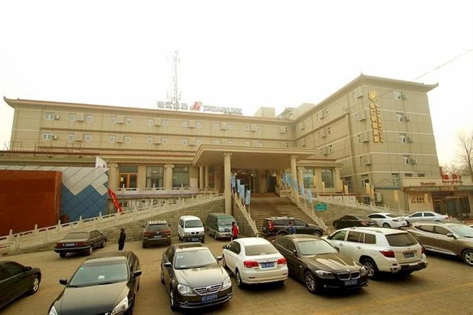 Jinjiang Inn Changzhi Bayi Square