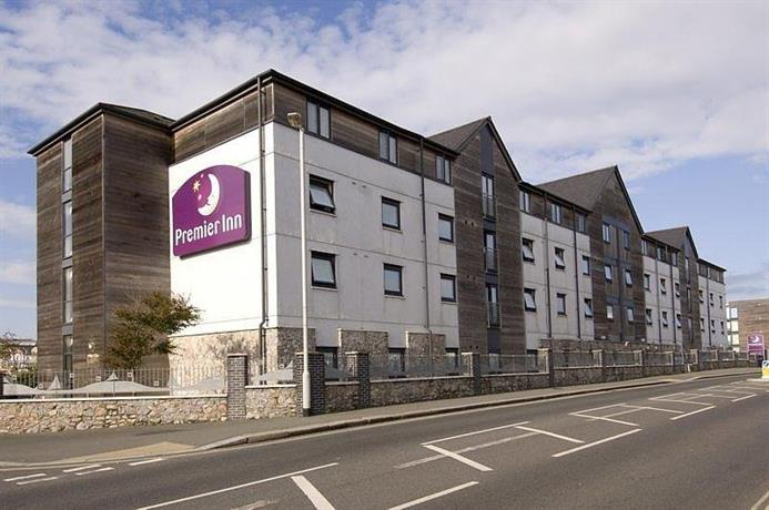 Premier Inn Plymouth City Centre Sutton Harbour