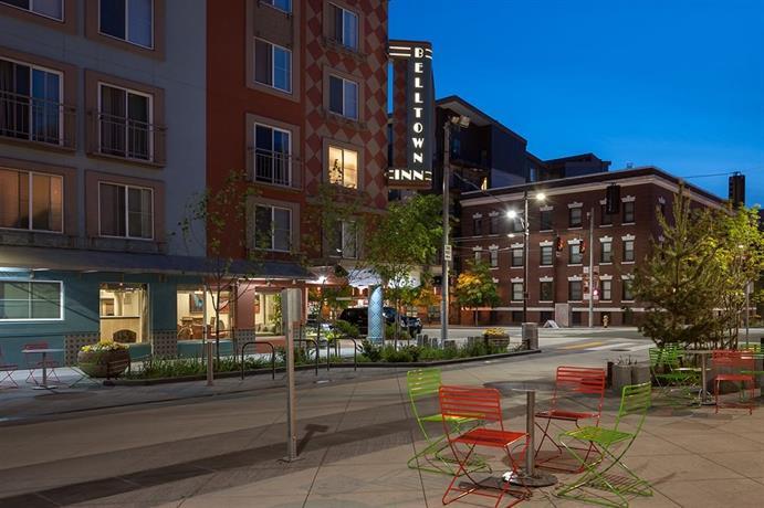 Belltown Inn Seattle Compare Deals